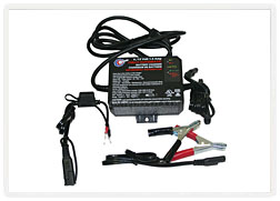 Electric Gate Battery Charger Repair
