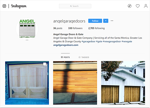 Angel Garage Door Repair Instagram